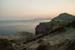 falaises images libres de droits