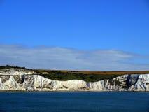 Falaises de Douvres Photo libre de droits