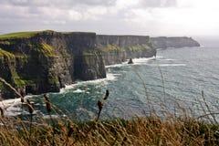 Falaises de Moher, comté Clare, Irlande Photographie stock