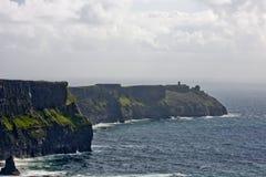 Falaises de Moher, comté Clare, Irlande Photo stock