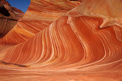 Falaises région sauvage, Arizona, Etats-Unis de Paria Canyon-Vermilion Photos libres de droits