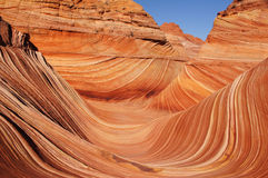 Falaises région sauvage, Arizona, Etats-Unis de Paria Canyon-Vermilion Photo stock