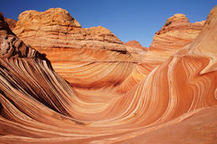 Falaises région sauvage, Arizona, Etats-Unis de Paria Canyon-Vermilion Photos stock