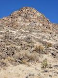 falaises raboteuses image stock