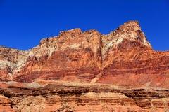 Falaises vermillonnes, Arizona Image libre de droits