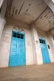Falam施洗约翰教堂,缅甸(缅甸) 免版税库存照片