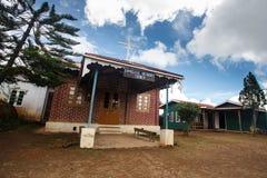 Falam,缅甸(缅甸) 图库摄影