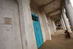 Falam Baptist Church, Myanmar (Burma) Stock Image