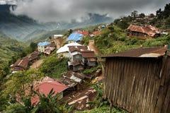 Falam, Myanmar (Birmania) fotografía de archivo libre de regalías