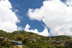 Falam, Myanmar (Burma) Royalty Free Stock Image