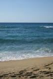 Falasarna beach Royalty Free Stock Photos