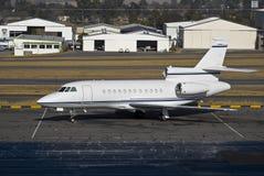 Falcão 900EX de Dassault Fotos de Stock Royalty Free