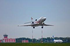 Falcão 900 de Dassault imagem de stock royalty free