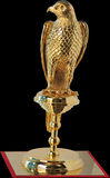 Falcão dourado Imagens de Stock