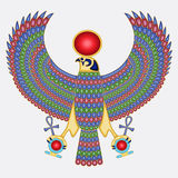 Falcão egípcio peitoral