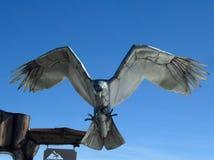Falco del metallo Fotografia Stock Libera da Diritti