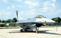 Falco di combattimento F-16 Fotografie Stock