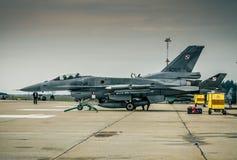Falco di combattimento F-16 Fotografia Stock