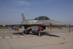 Falco di combattimento F-16 Fotografia Stock Libera da Diritti