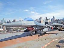 Falco di combattimento F-16 immagini stock libere da diritti