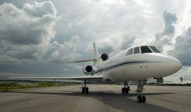 Falcon 50-8 Royalty Free Stock Image