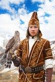 Falcon hunter Royalty Free Stock Photo