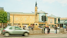 Falcon Square Inverness Royalty Free Stock Images