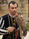 Falconeer Royalty Free Stock Photo