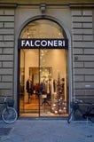 Falconeri store Stock Images