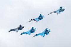 Falcons Of Russia Stock Image