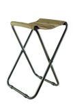 Falcowanie campingu krzesło zdjęcie royalty free