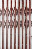 Falcowanie stali drzwi zdjęcie royalty free
