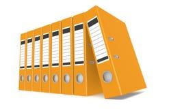 falcówki biurowe Fotografia Stock