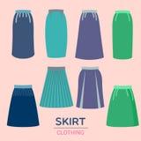 falda Imagenes de archivo