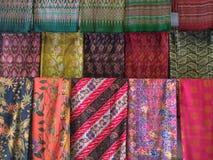 Falda colorida Fotos de archivo