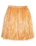 Falda de hierba hawaiana imagen de archivo libre de regalías