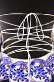 Falda del modelo Fotos de archivo