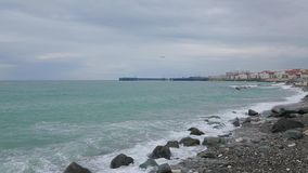Fale Czarny morze 007 zdjęcie wideo