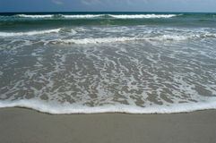 fale oceanu Obraz Stock