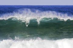 fale oceanu niewiarygodna Obraz Stock