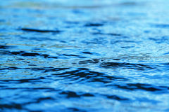 fale wody Fotografia Stock