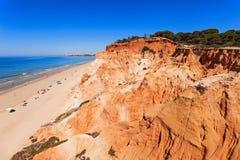 Falesia beach Stock Photo