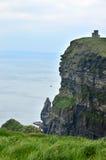 falez Ireland moher Fotografia Stock