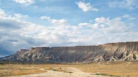 falezy Colorado Zdjęcia Stock