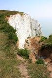 falezy Dover Zdjęcia Royalty Free
