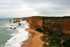 falezy morze Zdjęcie Royalty Free