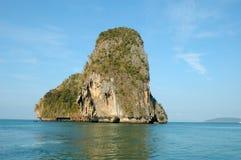 falezy piękna wyspa Obraz Royalty Free