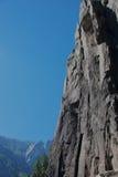 Falezy w Yosemite  Zdjęcie Stock