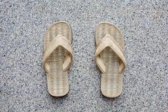Falhanços de bambu da aleta Imagens de Stock