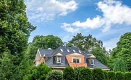 Falimy-Haus Lizenzfreies Stockbild